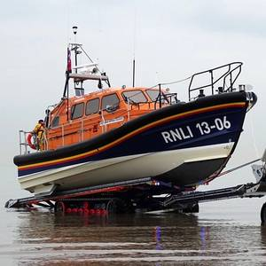 Eye on Innovation: RNLI's L&R Tractor