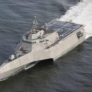 Future USS Savannah Passes Acceptance Trials