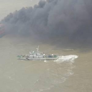 MV SSL Kolkata: Salvage Operations Continue