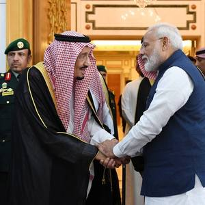 India, S. Arabia in New Petro Relationship