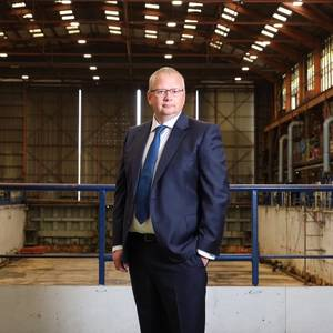Shipbuilding: InfraStrata Acquires Appledore Shipyard in £7m Deal