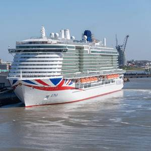 P&O Cruises' Iona Nearly Ready for Delivery