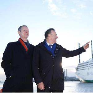 Shipbuilding; Irish Ferries to Build Two Vessels