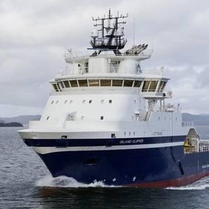 Equinor Extends Island Clipper Charter