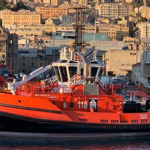 New Tug Delivered to Rimorchiatori Riuniti
