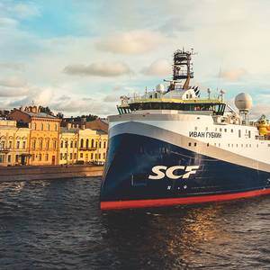 Sovcomflot Returns Seismic Vessel to Polarcus