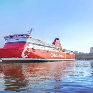 ABB Enables Emission-free Port Visits
