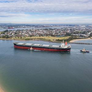 World Seaborne Coal Trade Rose 0.7% in 2019