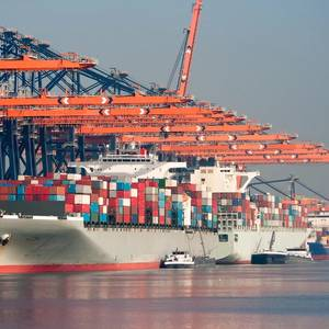 Zero carbon at sea? Rotterdam port eyes a greener future