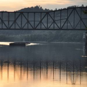 Towboat Crewman Missing After Going Overboard