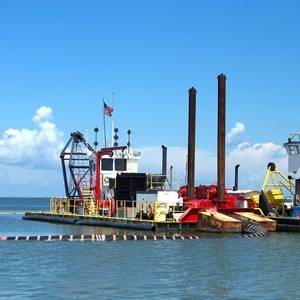 Managing the Big Risks of Marine Construction