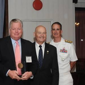 Robert Clyne Gets Outstanding Professional Achievement Award