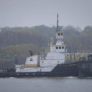 Ailing Tug Crewman Medevaced Off New Jersey