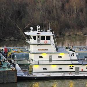 Barge Operations Cleared to Resume on the Lower Mississippi
