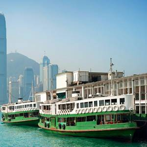 Hong Kong Halts Ferry Service to China on Virus Fears