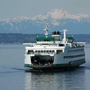 Washington State Ferries Looks to Go Greener