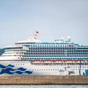 Princess Cruises Extends Pause on Voyages
