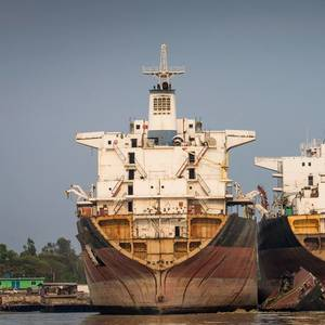 Coronavirus Slows Bangladesh's Shipbreaking Safety Reforms