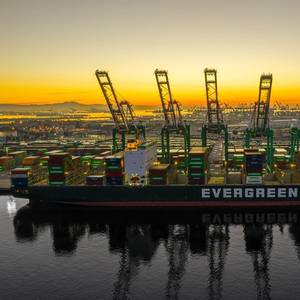 Some Containerships Sent North as Port of Los Angeles Hits Capacity