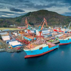 Kleven, Lürssen Partner to Build Explorer Vessel