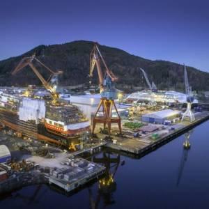 Croatia's DIV Buying Norway's Kleven Shipyard