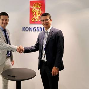 KONGSBERG to Acquire Rolls-Royce Commercial Marine