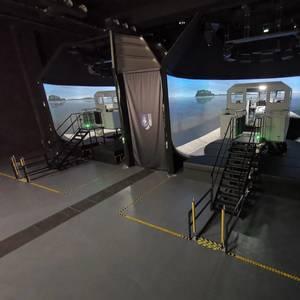 Kongsberg Delivers Simulator to Singapore Police Coast Guard