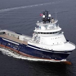 Kongsberg Hybrid Power System for Island Offshore PSV Trio