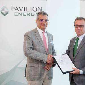 Pavilion Acquires LNG assets of  Iberdrola
