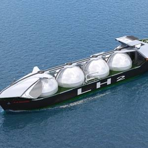 ClassNK AIP for Large Hydrogen Cargo Containment System Developed by KHI