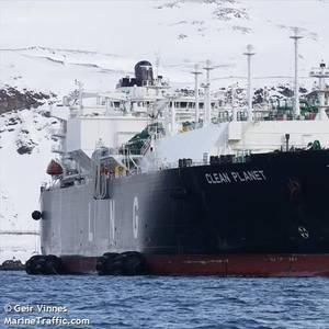 China Energy Terminals on Alert as Sea Ice Slows Ships