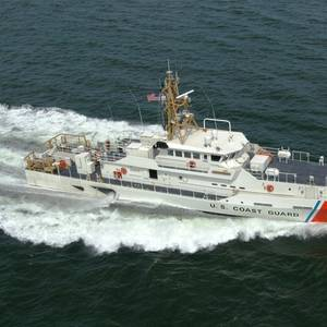 Bollinger Delivers FRC to the US Coast Guard