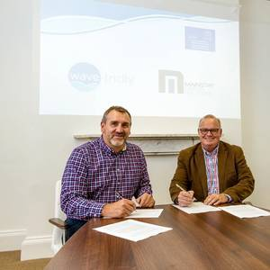 Mainstay Secures Funds for Wave Energy Converter