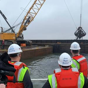 Maryland Port Administration, Port of Baltimore Joins CDMCS
