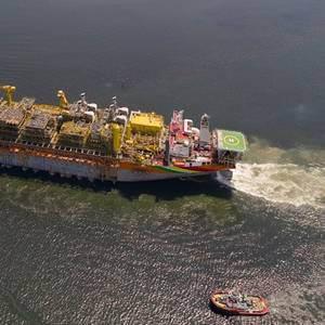 FPSO Liza Destiny Sets Sail for Guyana