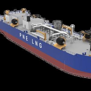 MacGregor Inks Deal to Supply LNG Bunker Barge Hose Handling Cranes