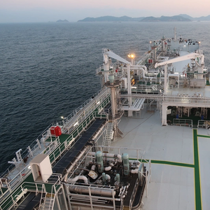Saga Dawn Gas Trials Success for LNT Marine