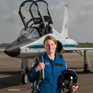 WHOI' O'Hara Selected for NASA Astronaut Program