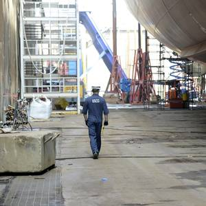 How the Coast Guard Supports the Shipbuilding Industry