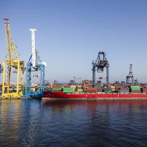 Egypt Disposing of Dangerous Materials at Ports