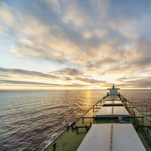 Capesize Surge Lifts Baltic Dry Index Above 10-year Peak