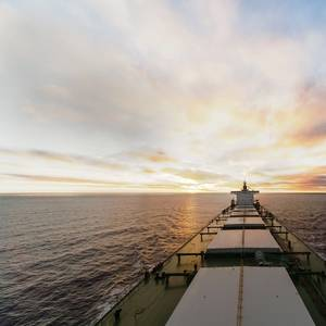 Baltic Dry Index Hits One-month High