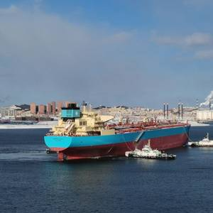 DSIC Delivers LR2 Newbuild to Maersk Tankers