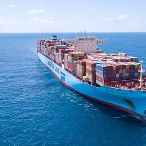 Maersk Expects Container Shipping Tailwind to Last Amid High Demand