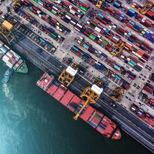 Container Shipping Bankruptcy Lends Insight on Potential Fallout from Trade War