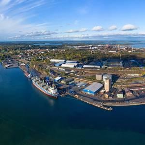 MAN Cryo Develops Liquefied Methane Terminal in Swedish Port