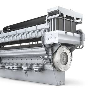 MAN 28/33D STC Engines for Thai Navy's New OPV