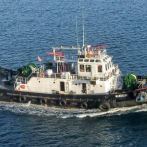 Loss of Towline Shackle Pin Led to 2019 Tug Sinking -NTSB