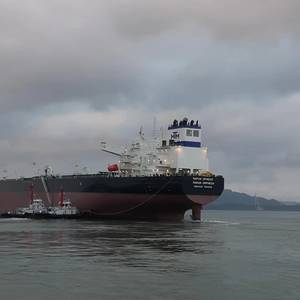 Maran Tankers Takes Suezmax Delivery from Daehan