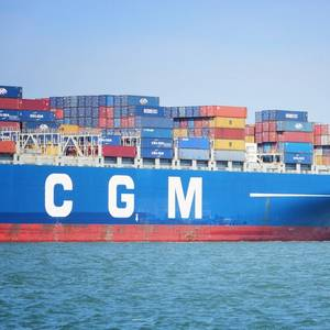 CMA CGM Takes $1.1 Bln Loan